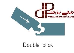 Double Click - کلیک پارکت یا انواع قفل و کلیک در پارکت