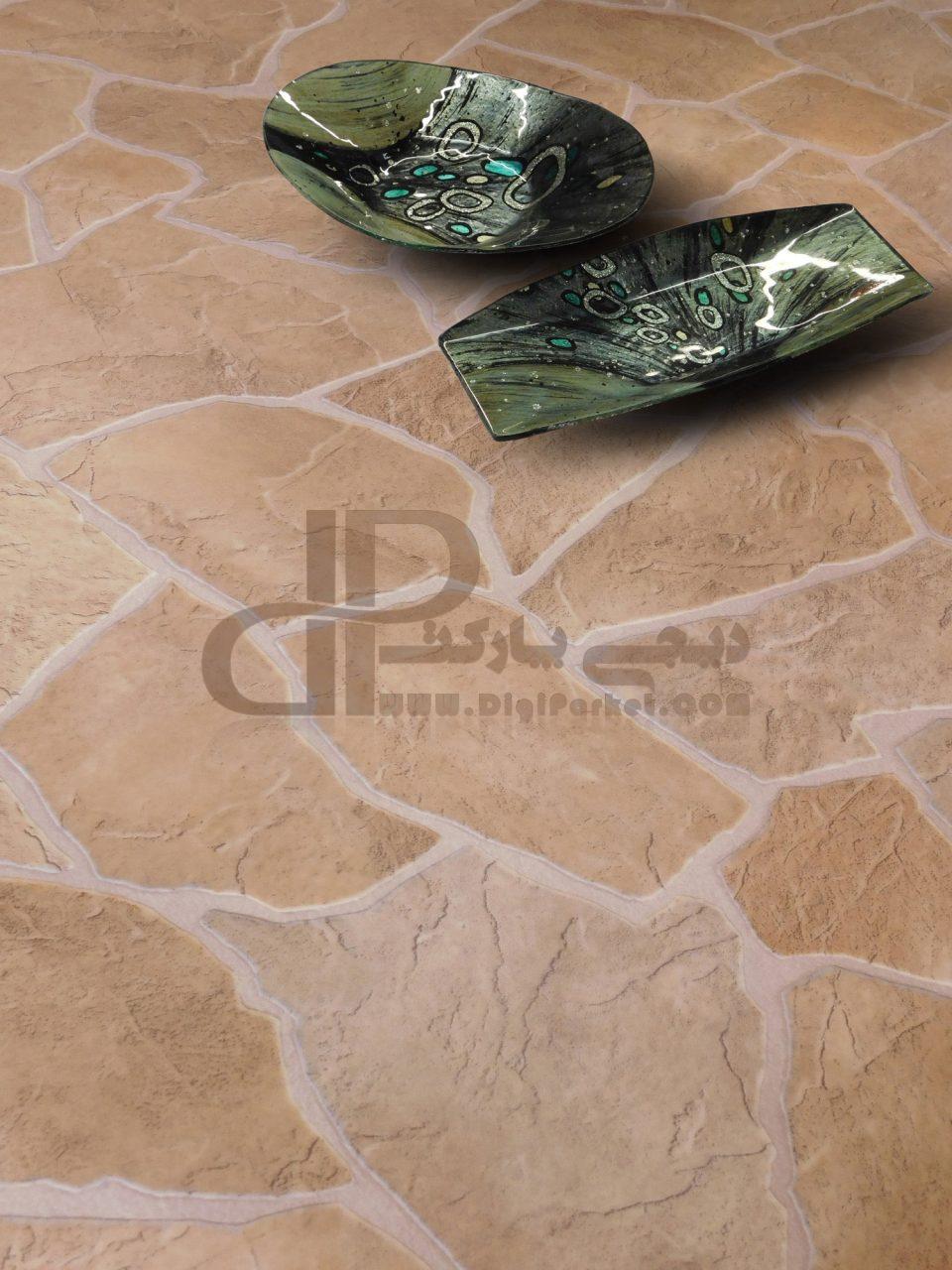 کفپوش استارت طرح سنگ فرش محصول بلژیک 1195