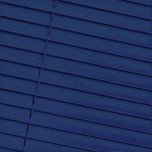 پرده کرکره فلزی آبی کاربنی مات خوش سایه تبریز