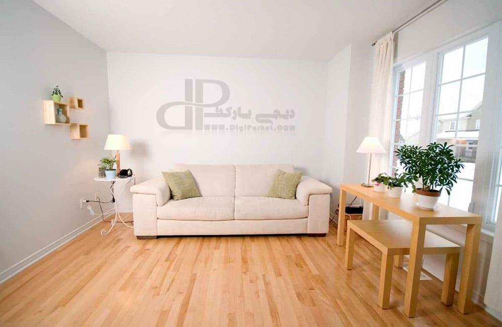 Oak Flooring Design - پارکت چوبی ، انواع پارکت چوبی از درخت طبیعی