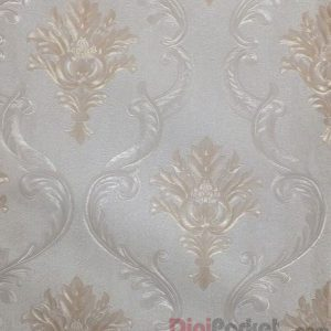 کاغذ دیواری ماربل کد ۱۸۰۱۰۶ طرح داماس