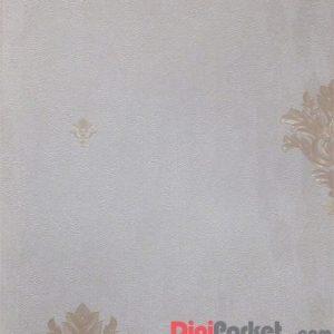 کاغذ دیواری ماربل کد ۱۸۰۳۰۶ طرح ساده با گل