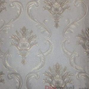 کاغذ دیواری ماربل کد ۱۸۰۱۰۸ طرح داماس