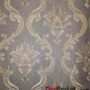 کاغذ دیواری ماربل کد ۱۸۰۱۰۷ طرح داماس