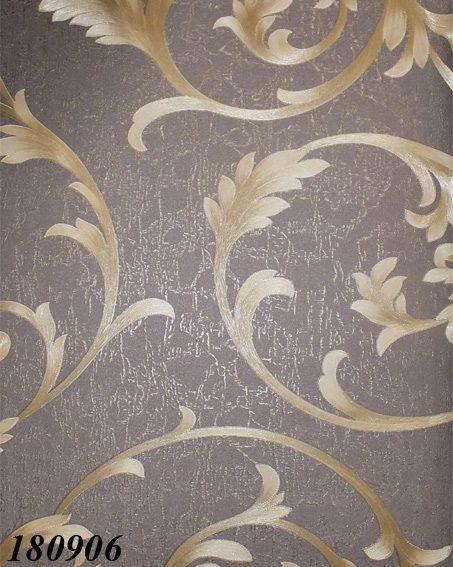 کاغذ دیواری ماربل کد 180906 طرح گلدار کلاسیک - LUXAS MARBLE DigiParket 38