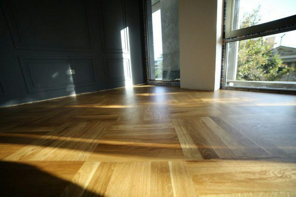Parquet (Solid) European oak