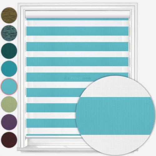 پرده زبرا بامبو ارزان آلبوم 63 با ۸ رنگ مختلف