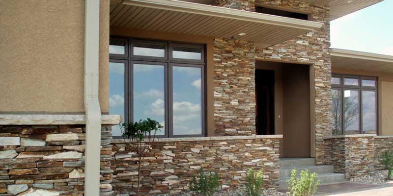 ۶ دلیل برای استفاده از سنگ نما در ساختمان سازی