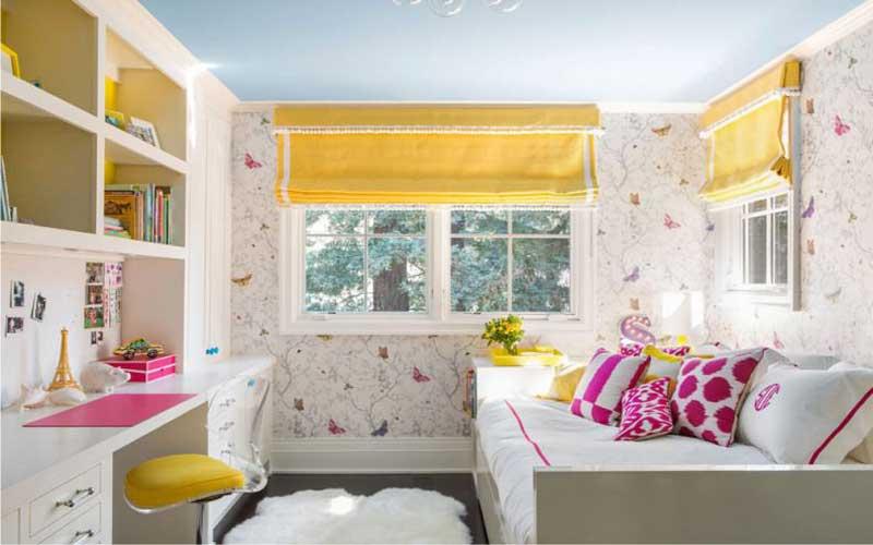 خرید پرده اتاق کودک