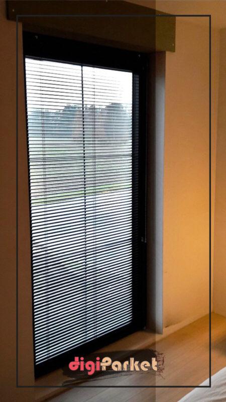 کرکره فلزی,انواع پرده در دکوراسیون داخلی