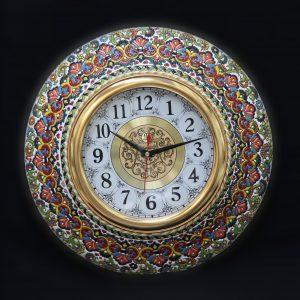 ساعت میناکاری شده
